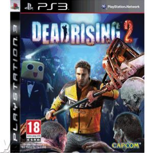 SONY PS3 Game:Dead Rising 2