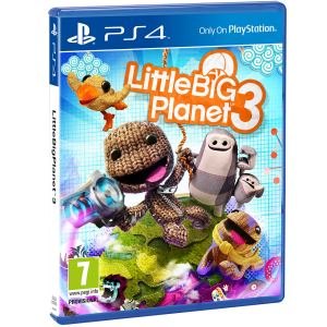 SONY PS4 Oyun: Little Big Planet / EAS