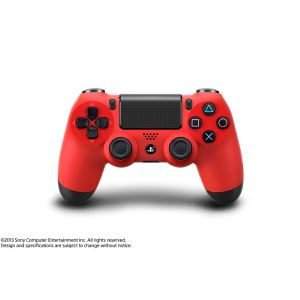SONY PS4 Dualshock Controller Red
