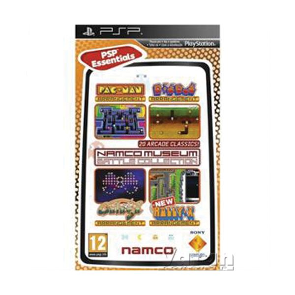 SONY PSP Oyun: Namco Museum Battle Collection ESN