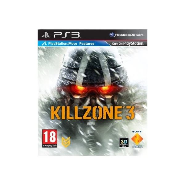 SONY PS3 Oyun PS3 Killzone 3