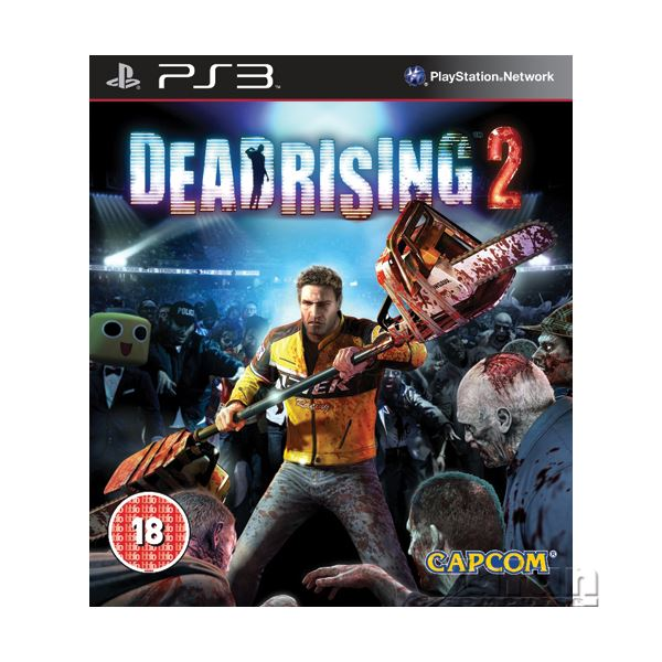 SONY PS3 Oyun: Dead Rising 2 Special Edition