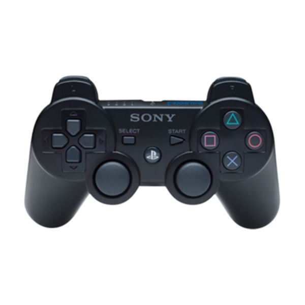 SONY PS3 Dualshock Wireless Controller Black