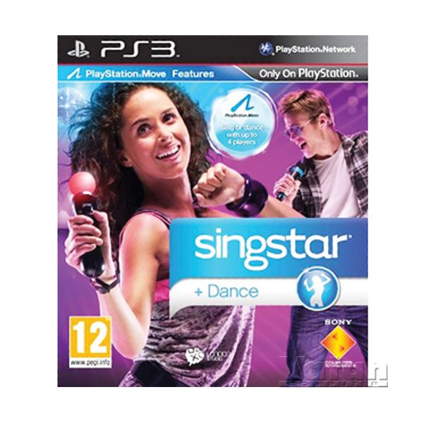 SONY PS3 Oyun: SingStar Dance