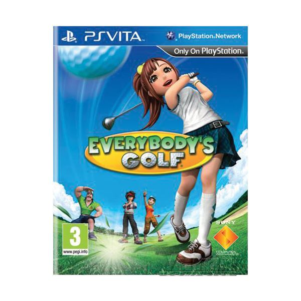 EveryBody's Golf (VITA)/EAS Oyun
