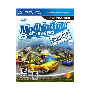 SONY PS VITA Oyun:  ModNation Racers: Road Trip (VITA)/EXP