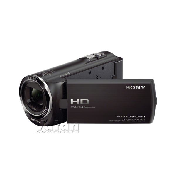 SONY HDR-CX220EB VİDEO KAMERA