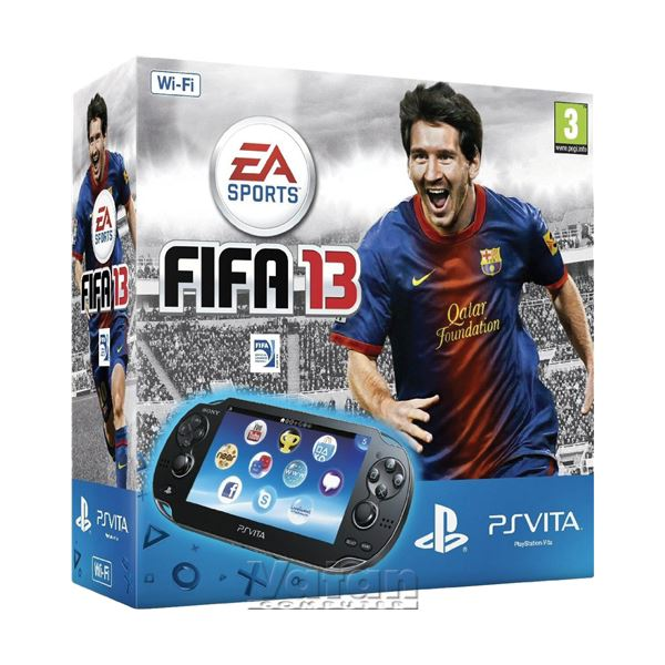 SONY PS719266945 FIFA 13 Voucher/4GB RM/PS Vita Wifi/EXP