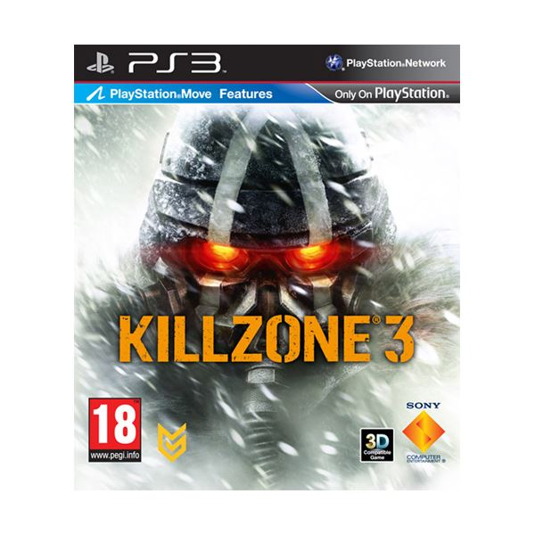 SONY PS3 Oyun: Killzone 3 PLA (TUR)