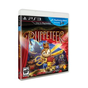 SONY PS3 Oyun: Puppeteer (PS3)
