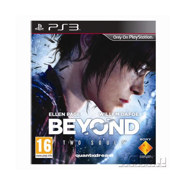SONY PS3 Oyun: Beyond: Two Souls (PS3)
