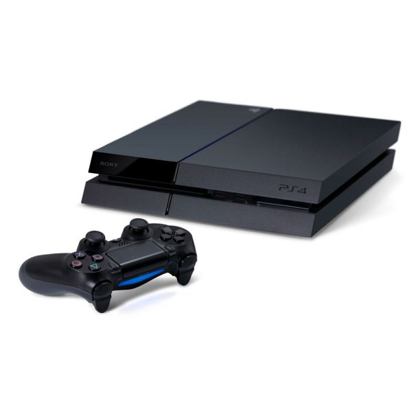SONY PS4 500GB A Chassis EUR Black OYUN KONSOLU