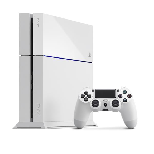 SONY PS4 500GB A Chassis EUR White OYUN KONSOLU
