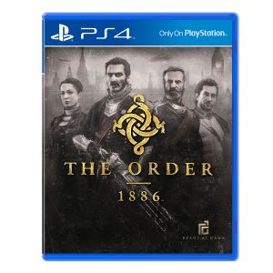 SONY PS4 Oyun: The Order 1886