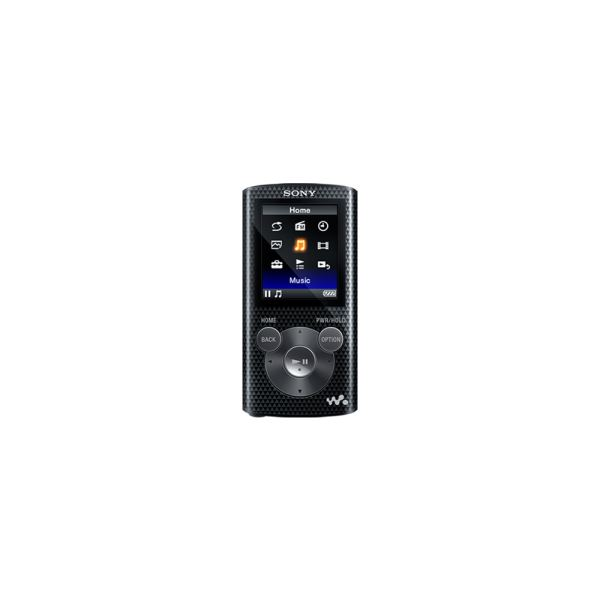 SONY NWZE383B.CEW 4 GB SİYAH MP3/MP4 PLAYER