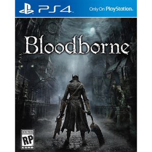 SONY PS4 Oyun: Bloodborne
