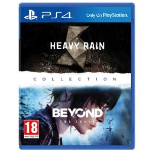 SONY PS4 Oyun : Heavy Rain & Beyond Two Souls Collection