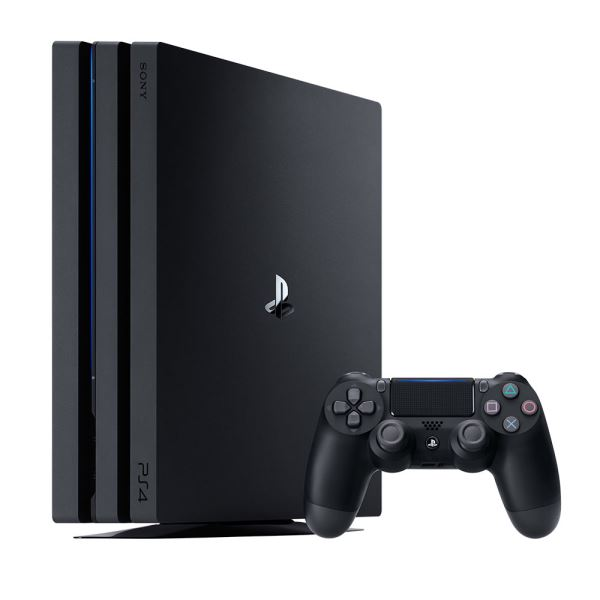 SONY PS4 Pro 1 TB A Chassis EUR Black OYUN KONSOLU