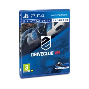 SONY PS VR Oyun : Driveclub