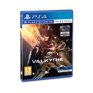 SONY PS VR Oyun : Eve Valkyrie