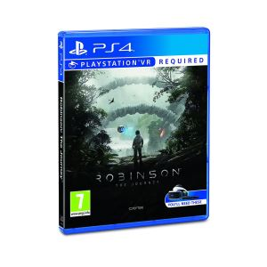 SONY PS VR Oyun : Robinson The Journey