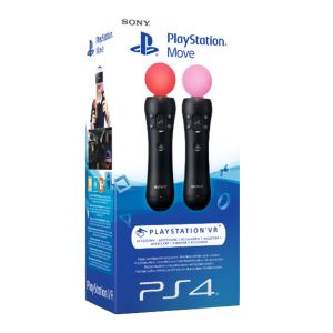 SONY PS4 MOVE CONTROLLER TWIN PACK
