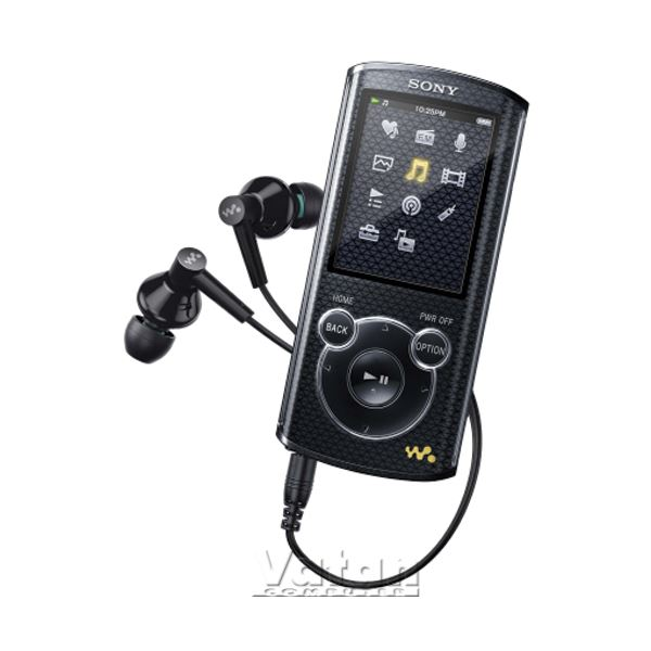 SONY NWZE463B MP4 PLAYER (SİYAH)