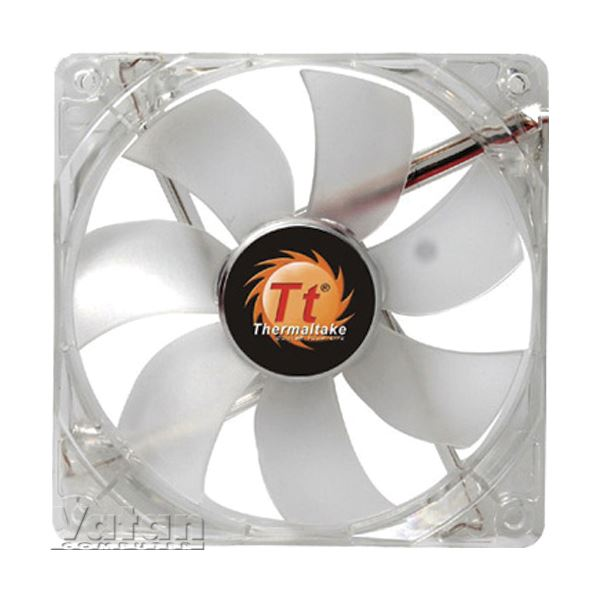 THERMALTAKE THUNDERBLADE 120MM KIRMIZI LED KASA FANI