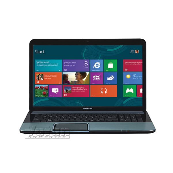 L875-12L NOTEBOOK CORE İ5-2.50GHZ-8GB-640GB-17.3-2GB-WIN8 TASINABİLİR BİLGİSAYAR