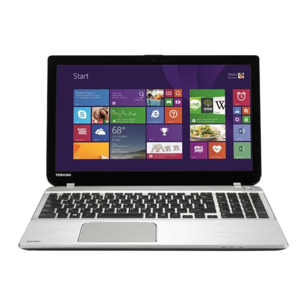 TOSHIBA SATELLITE P50 CORE İ7 4720HQ 2.6GHZ-16GB-1TB+8GBSSD-2GB-15.6