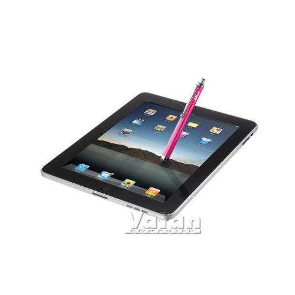 18513 STYLUS IPAD VE TABLET KALEMİ- (PEMBE)