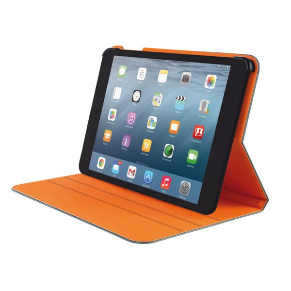 20228 IPAD AİR 2 AEROO ULTRATHİN FOLİO STAND- (GRİ)