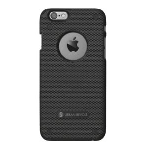 20342 TRUST URBANREVOLT ENDURE GRİP & PROCTİON CASE IPHONE6 PLUS KILIF- (SİYAH)