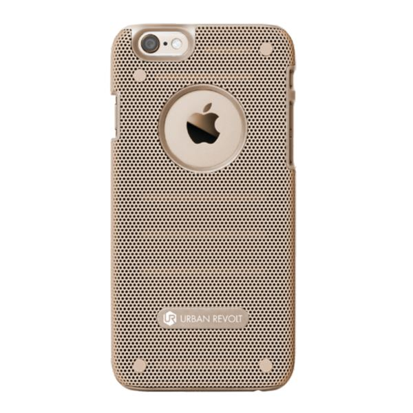 20330 TRUST URBANREVOLT ENDURE GRİP & PROCTİON CASE IPHONE6 KILIF- (ALTIN)