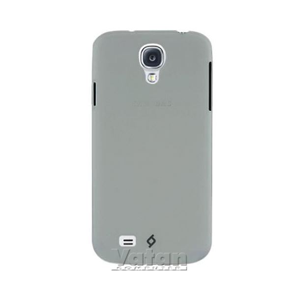 2PNA7005 SMOOTH GALAXY S4 ARKA KAPAK- (GRİ)