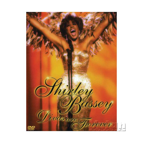 SHIRLEY BASSEY DIVAS ARE FOREVER