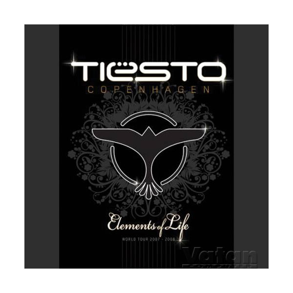TIESTO COPENHAGEN (ELEMENTS OF LIFE WORLD TOUR )