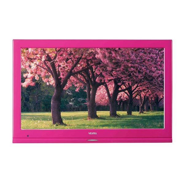 VESTEL 22FA5100P 22'' 56 CM FHD SLİM LED TV,UYDU ALICILI - PEMBE