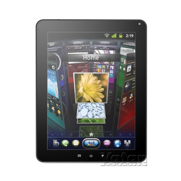 VIEWPAD ARM CORTEX A8 1.0 GHZ-512MB-4GB DISK-9.7''-BT-3G-ANDROİD 4.0.3 621Gr
