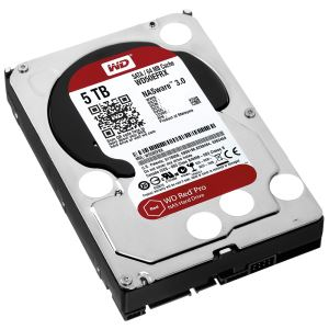 "WD 3.5"" 5TB Red Intellipower Sata 3.0 64MB Cache Nas Harddisk"