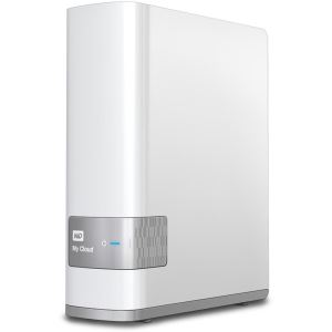 "WD 3,5"" 6TB My Cloud Gigabit Ethernet Kişisel Bulut Depolama"