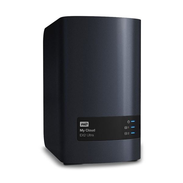 WD 12TB My Cloud EX2 Gigabit Ethernet Bulut Depolama