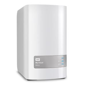 "WD 3,5"" 16TB My Cloud Mirror Gigabit Ethernet Kişisel Bulut Depolama"