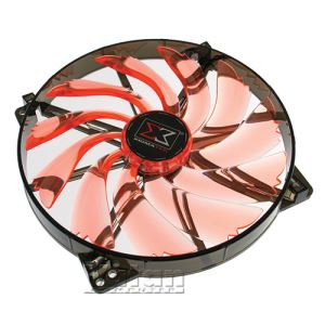 XIGMATEK XLF SERİSİ 170MM TURUNCU LED FAN