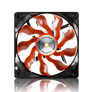 XIGMATEK XAF SERİSİ 120MM TURUNCU LED FAN