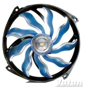 XIGMATEK XAF SERİSİ 140MM MAVİ LED FAN