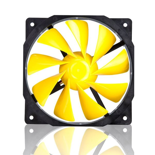 XIGMATEK XOF SERİSİ 120MM SARI  FAN