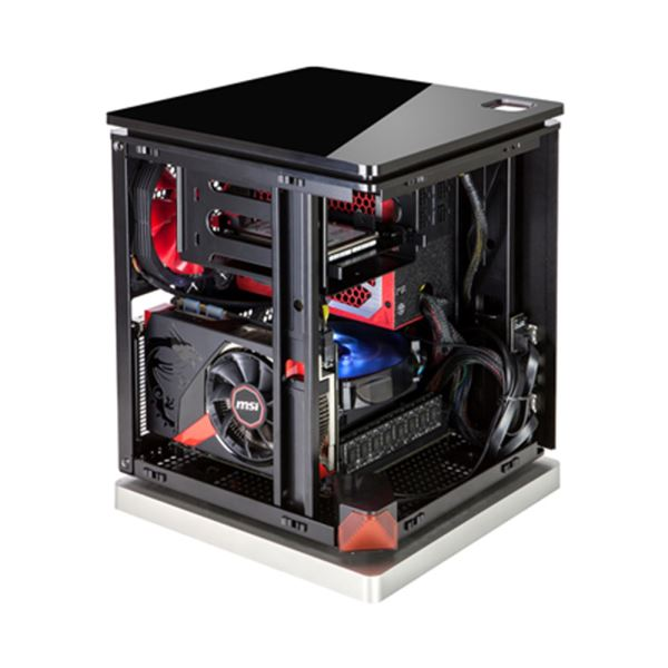 XIGMATEK NEBULA Mini-ITX TOWER USB 3.0 SİYAH KASA