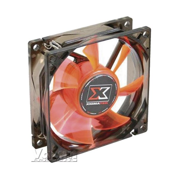 XIGMATEK XLF SERİSİ 120MM BEYAZ LED FAN
