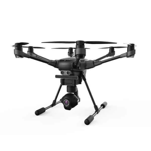 YUNEEC Typhoon H Advanced   RTF, ST16, CGO3 Kamera +1 Batarya